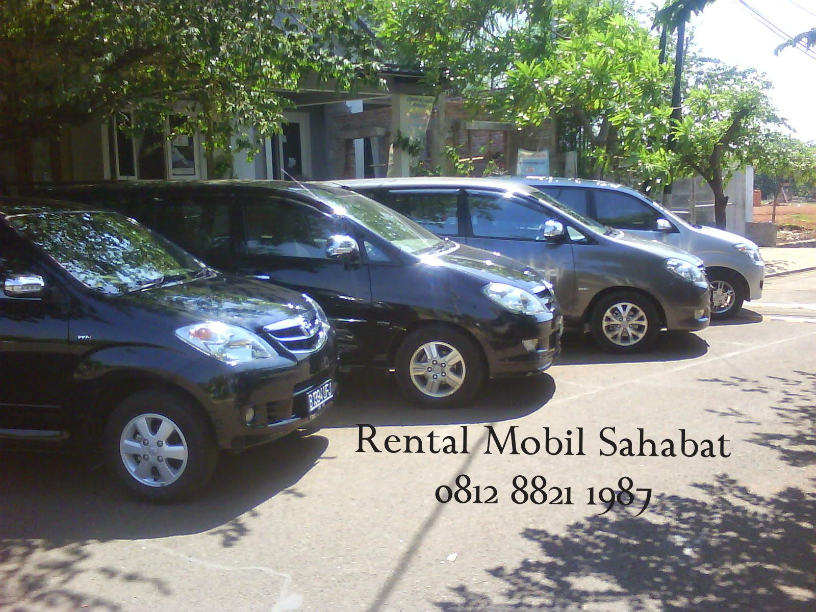 Paket Rental Mobil Mudik Lebaran