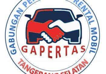 Anggota GAPERTAS ( Gabungan Pengusaha Rental Mobil dan Pariwisata Tangerang Selatan)
